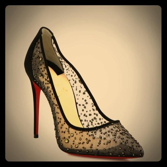 Christian Louboutin Shoes - Christian Louboutin Women s Black pumps f7542b05b
